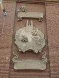 Image for Concrete relief Walburgisplein - Arnhem, Netherlands