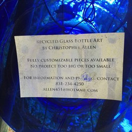 Artist Info, Santa Cruz, California