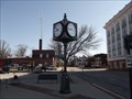 Image for Town Clock - Crawfordsville, IN