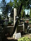 Image for Vrtule na náhrobku - Pribyslav, CZ