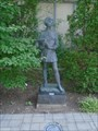 Image for School Girl - Rotary Reading Garden, London, Ontario