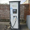 Image for Robson Car Park Charging Station - Laurencekirk, Aberdeenshire, Scotland.