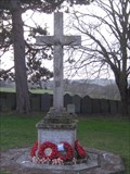 Image for Wilbarston -  Great War Memorial - Northant's