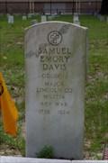 Image for Samuel  Emory Davis - Biloxi MS