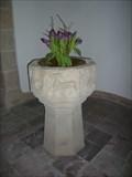Image for Baptismal font, Marienbasilika, Wilhelmshausen, D