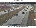 Image for I-90 at Starr Road - Spokane Valley, WA