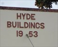 Image for 1953 - Hyde Buildings, Bassendean , Western Australia