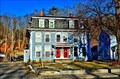 Image for Burlingame, Maxcy House - Second Empire- Blackstone MA