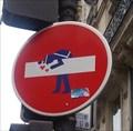 Image for Sens Interdit, rue du 4 septembre - Paris, Ile de France