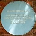 Image for Isabella Bird FRGS, Hall Square, Boroughbridge, N Yorks, UK