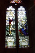 Image for WWI Memorial Window, St.Mary, Barby, Northants.