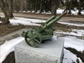 Image for WWI German Trench Mortar - Pelham Centre - ON