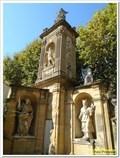 Image for Monument Joseph Sec - Aix en Provence, France