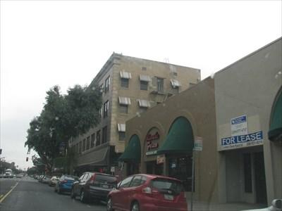Hotel Covell Modesto Ca U S National Register Of Historic