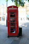 Image for Red Telephone Box - King Street, Twickenham, UK