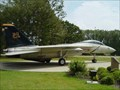 Image for F-14D Tomcat - Arnold AFB Main Gate