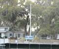 Image for Crystal River National Wildlife Refuge Nautical Flag Pole - Crystal River, FL