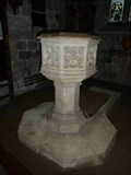 Image for Font, St John the Baptist, Claines, Worcestershire, England