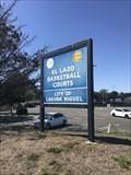 Image for El Lazo Basketball Courts - Laguna Niguel, CA