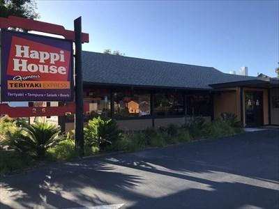 Happi House Mountain View Ca Japanese Restaurants On
