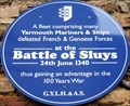 Image for Battle of Sluys - Row 106, Great Yarmouth, UK