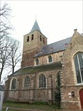 Image for RD Meetpunt 499323-1, -12, Martinuskerk, Halsteren