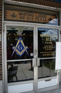 Image for Whiting Masonic Lodge # 613 F & A.M - Whiting, Indiana   U.S.A.