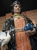 Image for Christopher Columbus statue - Fire Museum of Greater Chicago, Chicago, IL