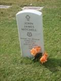 Image for John James Mitchell - Holy Hope Cemetery - Tucson, Arizona