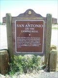 Image for SAN ANTONIO - Historical Marker