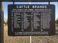 Image for Cattle Brands - Sweeny Creek, Montana