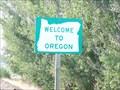 Image for Idaho / Oregon Border - Highway 52, Oregon