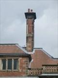 Image for Sudbury Hall Chimneys - Sudbury, Ashbourne, Derbyshire, England, UK.