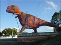 Image for Recyclosaurus Dinosaur - Tampa, Florida, USA.