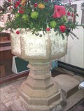Image for Baptism Font, St Mary the Virgin - East Bergholt, Suffolk