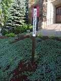 Image for Peace Pole at First Congregational Church - Reading, MA