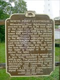 Image for North Point Lighthouse Historical Marker