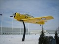 Image for Harvard Mark II at No. 6 RCAF Dunnville Museum