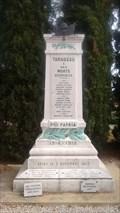 Image for mémorial 1ère et 2ème guerre - Taradeau , FR