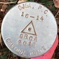 Image for GRCA 16-14 Control Point - Grand Canyon National Park, AZ