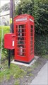 Image for Red Telephone Box - St Kew, Cornwall