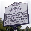 Image for Richard Warfington E-33