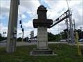 Image for Forgotten Citrus Center Monument #3 - Lakeland, Florida, USA