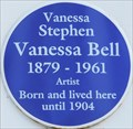 Image for Vanessa Bell - Hyde Park Gate, London, UK