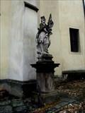 Image for Sv. Václav u kostela sv. Jiljí a Panny Marie královny - Trebon, okres Jindrichuv Hradec, CZ