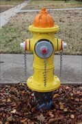 Image for Yellow Submarine Hydrant - Ardmore, OK