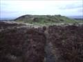 Image for King Barrow, North East Dartmoor, Devon UK