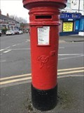 Image for Victorian Pillar Box - George Street, Balsall Heath, Birmingham, UK