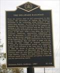 Image for The Delaware Railroad (SC-218) - Seaford, DE
