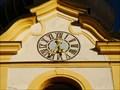Image for Uhr Pfarrkirche HL. Margarethe - Oberperfuss, Tirol, Austria